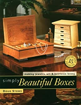 Simply Beautiful Boxes by [Stowe, Doug]