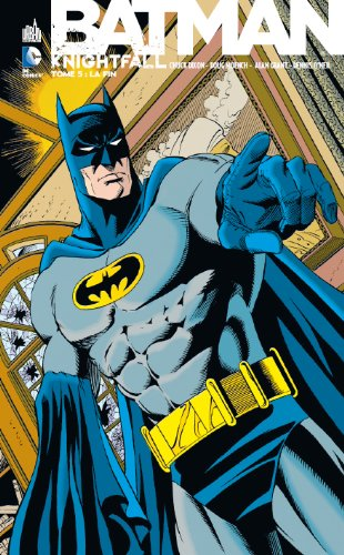 batman dos brisé comics