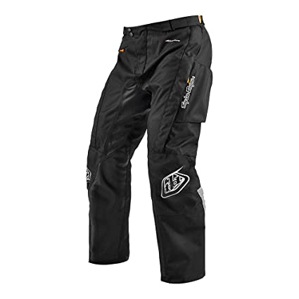 38, Black Troy Lee Designs Mens Offroad Enduro Adventure Moto Hydro Pant