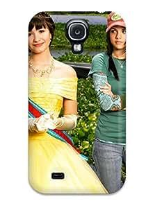 Premium Durable Demi Lovato And Selena Gomez Fashion Tpu Galaxy S4 Protective Case Cover