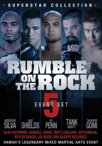 Rumble on the Rock - The Superstar Collection (5 Event (Kimo Collection)