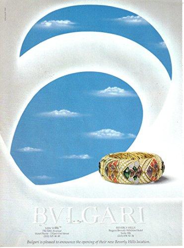 print-ad-1991-bvlgari-bracelet-fish-angelfish-motif