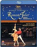 Romeo & Juliet-Paris Opera & Ballet [Blu-ray]
