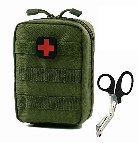 EMT Pouch - Compact Tactical MOLLE Medical Utility bag 900D