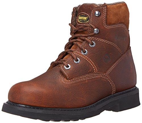 "Wolverine Men's Tremor 6"" Durashock Work Boot"