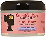 Camille Rose Naturals Algae Renew Deep Conditioner, 8 Ounce