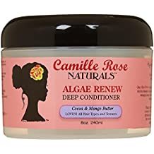 Camille Rose Naturals Algae Renew Deep Conditioner, 8 Ounce