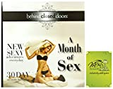 A Month of Sex: New Sexy Adventures Everyday, Adult Game For Couples and Lovers, Bundle