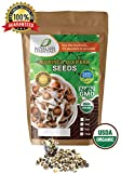 Seeds - Moringa Oleifera USDA Certified Organic Seed - 2oz (Aprx. 200) Moringa Trees are great indoor & outdoor gardening the Miracle Tree for Superfood: make tea, powder, oil, herbal supplements