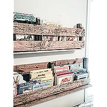 Reclaimed Wood/Pallet Wood Bookshelves