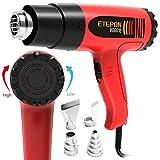 ETEPON Heat Gun Kit Temperature Adjustable Hot Air Gun 1800w...