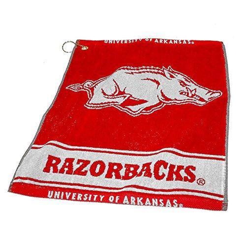 NCAA Woven Towel NCAA Team: - Woven Towel Ncaa Jacquard