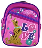 Scooby Doo ''Peace & Love'' 10'' Mini Backpack (Daypack)