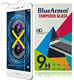 BlueArmor HD 100% Clarity Tempered Glass Screen Guard Protector for Huawei Honor 6X