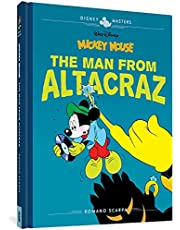 DISNEY MASTERS HC 17 MICKEY MOUSE MAN FROM ALTACRAZ: Disney Masters Vol. 17: 0