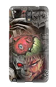 Galaxy Note 3 Hybrid Tpu Case Cover Silicon Bumper Berserk 6931161K26464485