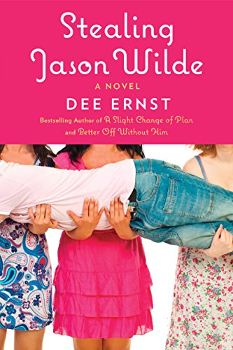 """Think """"How Stella Got Her Groove Back"""", Hamptons style. Your spring break read is waiting…Dee Ernst's Stealing Jason Wilde: A Novel"""