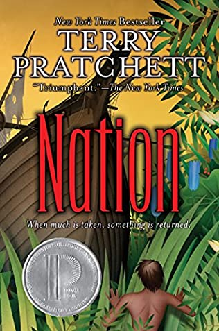 book cover of Nation