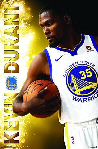 (Trends International Golden State Warriors - Kevin Durant Premium Wall Poster 22.375