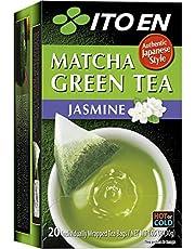 ITO EN Jasmine Matcha Green Tea, 20 s