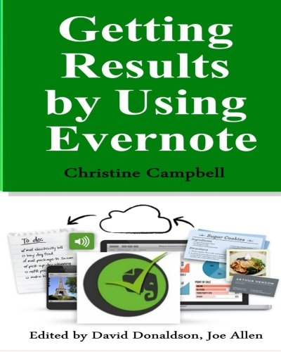 Getting Results by Using Evernote pdf epub