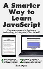 Learning JavaScript is hell because of two problems.I remove the problems, and you start having fun.       The first problem is retention. You remember only ten or twenty percent of what you read. That spells failure. To become fluent ...