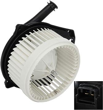 Blower Motor For 2006-2010 Hummer H3 2006-2009 Pontiac Solstice w// blower wheel