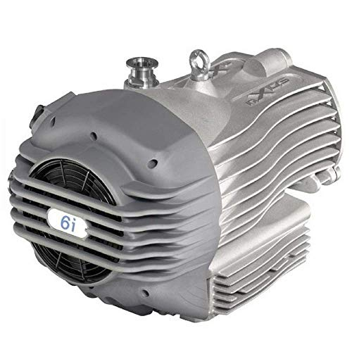 - Edwards nXDS6i Dry Scroll Vacuum Pump, 3.6 CFM / 100-127 V, 200-240 V, Single Phase, 50/60 Hz, A73501983