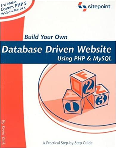 Book Review: Build Your Own Database Driven Website Using PHP & MySQL