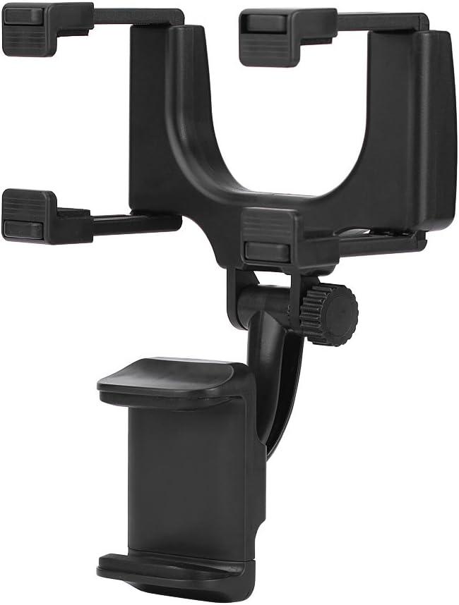 Universal Auto Rückspiegel Halterung Handyhalter Ständer Für Iphone Samsung Htc Gps Smartphone Auto
