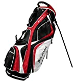 Orlimar Pro Series STAFF CRL Golf Stand Bag (Black/Red/White)