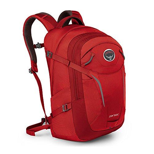 Osprey Packs Parsec Daypack, Robust Red by Osprey