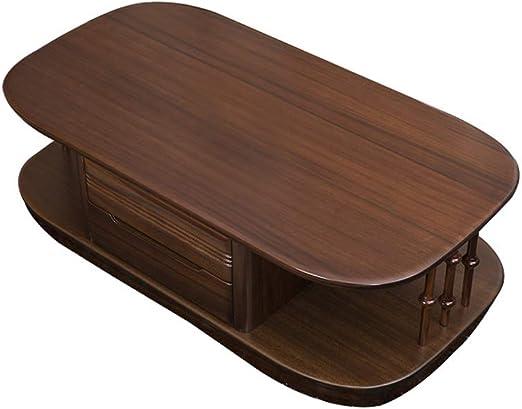 Amazon Com Chinese Solid Wood Coffee Table Modern Light Luxury