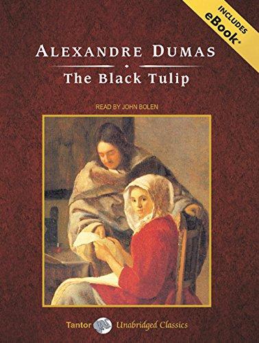 Download The Black Tulip, with eBook ebook