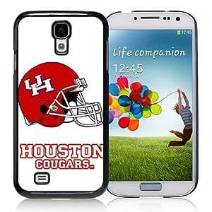 zeroCase NCAA Houston Cougars Samsung Galaxy S4 I9500 Hard Cover Case 2014 Style
