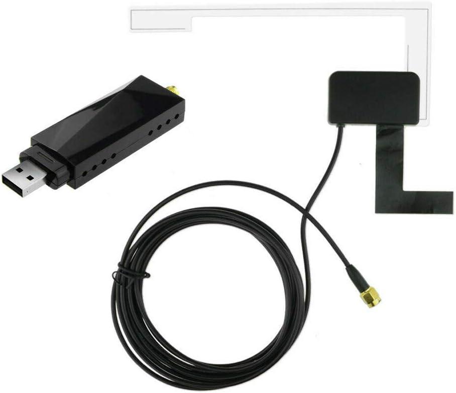 Allhelp - Receptor de radio digital con antena amplificada ...