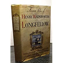 Favorite poems of Henry Wadsworth Longfellow