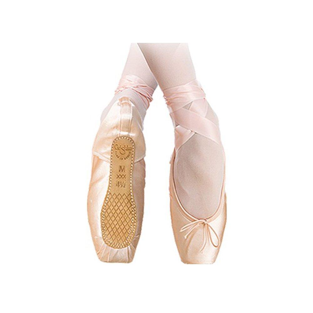 全商品オープニング価格! Grishko大人用Nova Pointe Shoes withハードシャンク B07DWV2QWR European 6.0XXXX|Light European Shoes European Pink Light European Pink 6.0XXXX, グーピルギャラリー:8a808604 --- stafftracking.mycarebee.com