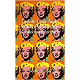 Twenty-Four Andy Warhol's Paintings (Collection) for Kids