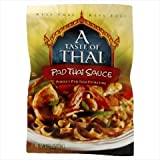 A Taste of Thai Pad Thai Sauce, 3.25 ounce each -- 6 per case