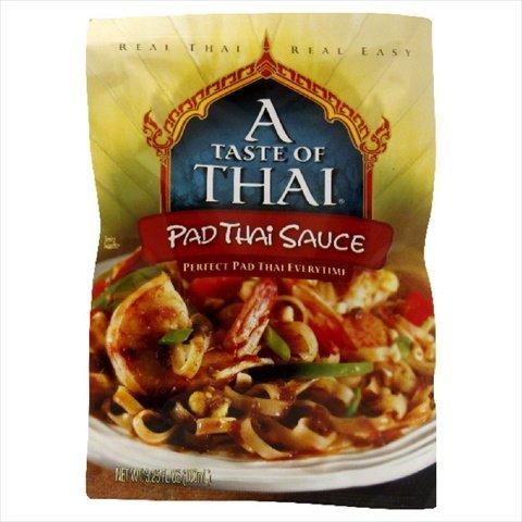 A Taste of Thai Pad Thai Sauce, 3.25 ounce each -- 6 per case