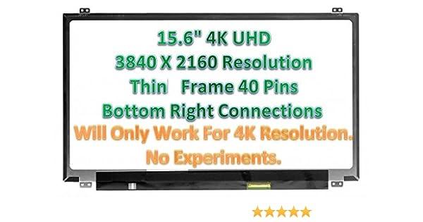 A2 LG PHILIPS LP156UD1 SP LAPTOP LED LCD Screen LP156UD1-SPA2 15.6 UHD