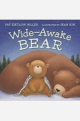 Wide-Awake Bear Hardcover