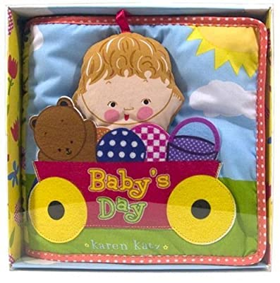Babys Day Cloth Book by Little Simon
