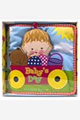 Baby's Day: Cloth Book Rag Book