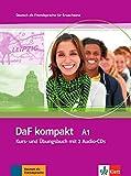 Daf kompakt. A1. Kursbuch-Arbetisbuch. Per le Scuole superiori. Con 2 CD Audio