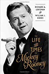 The Life and Times of Mickey Rooney Hardcover