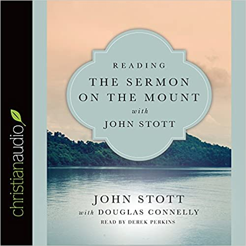 Book Reading the Sermon on the Mount With John Stott (Reading the Bible With John Stott)