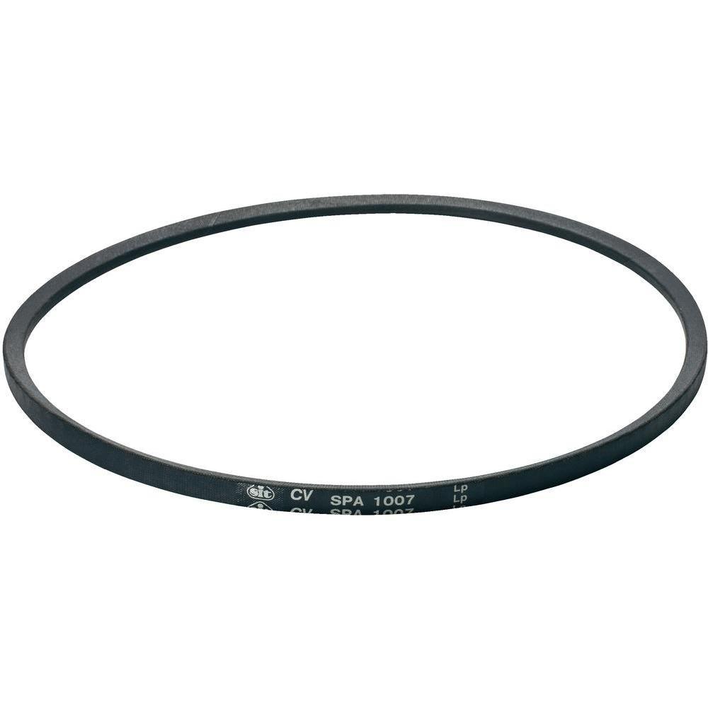 Courroie trapé zoï dale é troite selon DIN 7753/1 12.7 mm x 10 mm Longueur totale 2240 mm SIT SPA CVSPA2240