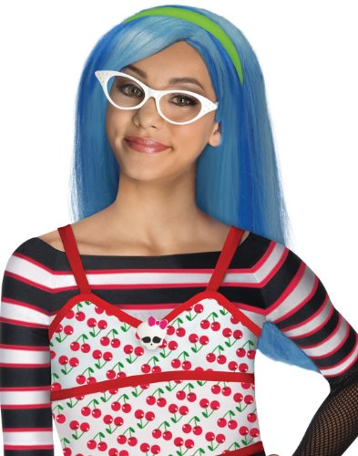 Monster High Ghoulia Yelps Child's Wig]()